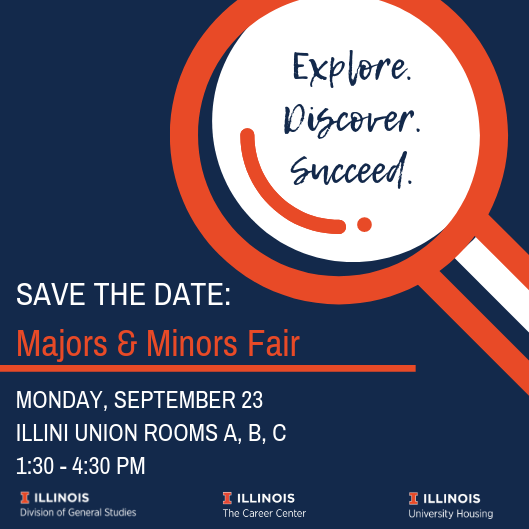 FA19 Majors and Minors Fair